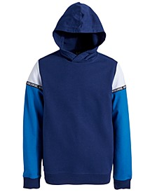Big Boys Worldwide Colorblocked Hoodie, Created for Macy's