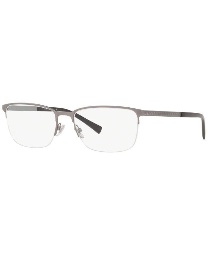 Versace VE1263 Men's Oval Eyeglasses & Reviews - Home - Macy's