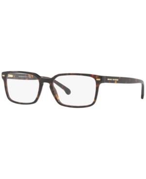 BB2040 Men's Rectangle Eyeglasses