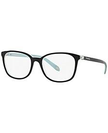 TF2109HB Tiffany Aria Women's Square Eyeglasses