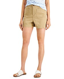 Solid Sailor Shorts, Created for Macy's