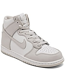 Little Kids Nike Dunk High Casual Sneakers from Finish Line