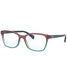 RX5362 Women's Butterfly Eyeglasses