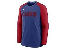 Men's Chicago Cubs Authentic Collection Pre-Game Crew Sweatshirt