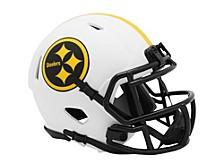 Pittsburgh Steelers Speed Lunar Eclipse Alt Mini Helmet