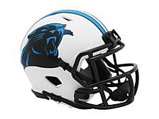 Carolina Panthers Speed Lunar Eclipse Alt Mini Helmet