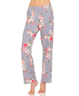 Livia Printed Pajama Pants