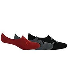 Men's 3-Pack Shoe Liner Socks
