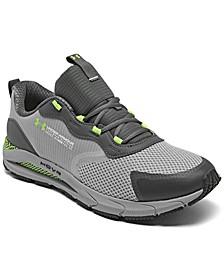 Men's HOVR Sonic STRT Tech Sportstyle Running Sneakers from Finish Line