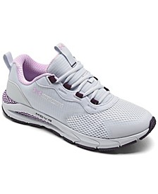 Women's HOVR Sonic STRT Tech Sportstyle Running Sneakers from Finish Line