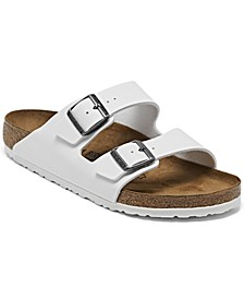 Men's Arizona Birko-Flor Two-Strap Sandals from Finish Line