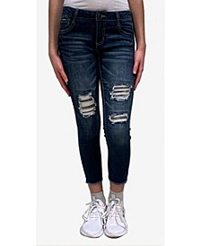 Big Girls Skinny Jeans