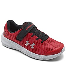 Little Boys UA Charged Pursuit 2 Running Sneakers from Finish Line