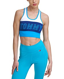Colorblocked Sports Bra
