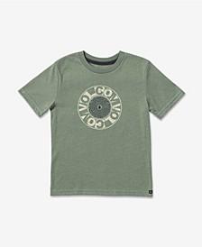 Big Boys Vortex Sphere Short Sleeve T-shirt