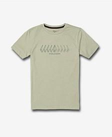 Big Boys Position Short Sleeve T-shirt
