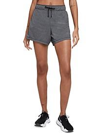 Plus Size Dri-FIT Attack Training Shorts