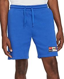 Men's Joga Bonito Fleece Soccer Shorts