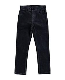Big Boys Kracker Tapered Corduroy Pants