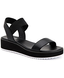 Lobbie Sporty Flat Sandals, Created for Macy's