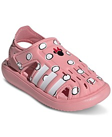 Toddler Girls Minnie Mouse Water Sandals from Finish Line
