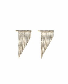 Women's Line Crystal Bobby Pin Set, Pack of 2