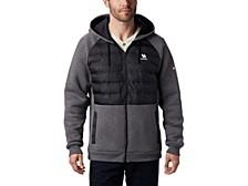 Men's Kentucky Wildcats Northern Comfort Full-Zip Hooded Sweatshirt