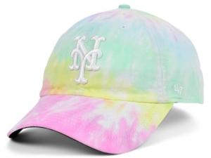 47 Brand Caps NEW YORK METS TRUCKIN CLEAN UP CAP