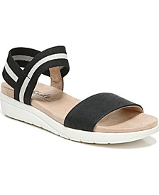 Pure Ankle Strap Sandals