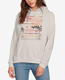 Printed Truly Stoked Hooded Sweatshirt