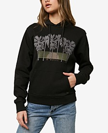 Juniors' Offshore Cotton Fleece Hoodie