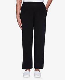 Women's Missy Clean Getaway Proportioned Medium Pant