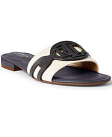 Alegra Slide Sandals