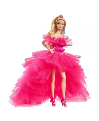 Barbie Pink Collection Doll