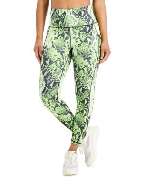 Women's Sandra Snake Printed Leggings