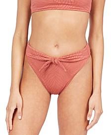 Juniors' Wild Babe Mod Bikini Bottom