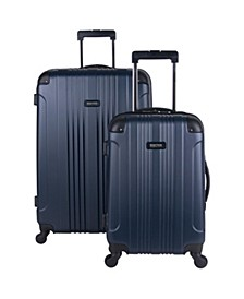 Out of Bounds 2-pc Lightweight Hardside Spinner Luggage Set