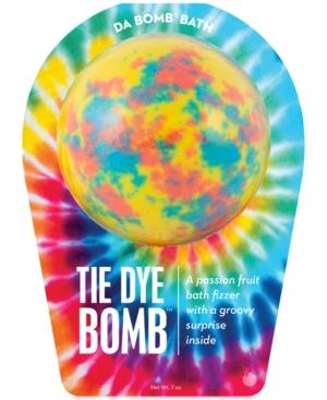 Tie Dye Bath Bomb