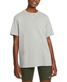 Women's Oversized Essential Active T-Shirt