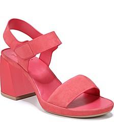 Genn-Rise Platform Sandals