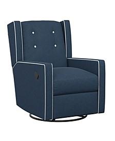 Mariella Swivel Glider Recliner Chair