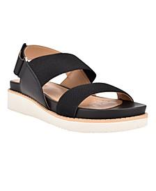 Martha Stewart x Women's Winnie Casual Sandals