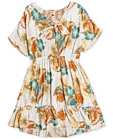 Summer Still Printed Mini Dress