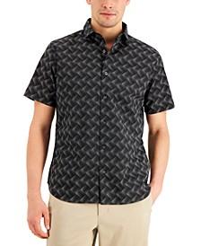 Men's Dot Matrix Shirt