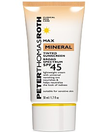 Max Mineral Tinted Sunscreen SPF 45, 1.7-oz.