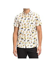 Men's Baytrail Regular-Fit Printed Shirt
