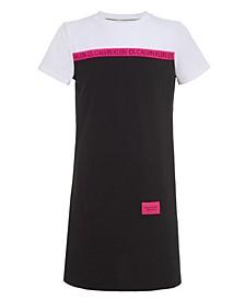 Big Girls Colorblock Dress