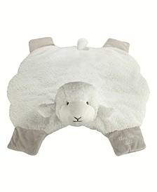 Plush Baby Lamb Floor Mat Toy