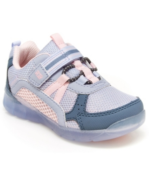 Stride Rite LITTLE GIRLS MADE2PLAY LEVEE SNEAKER