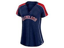 Women's Cleveland Indians League Diva T-Shirt